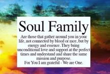 My Tribe: backbone~inspiration~life