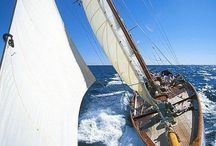 Yachts / Sailing is one of life's incredible pleasures and is my favourite sport.