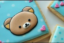 ositos bear cookies / by Rosa M Fernández