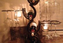 Θήκη για μπουκάλια κρασιού