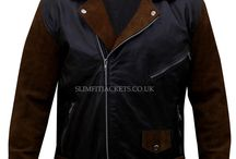Billy Connolly Route 66 Motorcycle Jacket / Get Billy Connolly Route 66 Motorcycle Jacket from Slimfitjackets.co.uk at a special discount as Saint Patrick's Day. For more visit: https://goo.gl/ZSbsCB