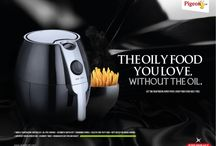 #Pigeon Super #AirFryer / Now enjoy your favorite fried food with absolutely no guilt.