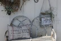Potting Shed / potting shed. Greenhouse. Garden