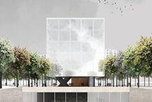 architecture — Vs. / a collection of architecture visualizations.