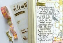 Planner Pages - Journals - Stationery
