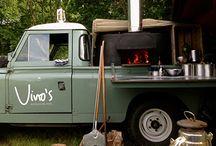 Land Rover kitchen