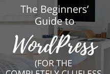 WordPress for idiots