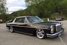 Mercedes custom