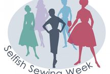 Selfish Sewing Week / by Kate & Rose Patterns