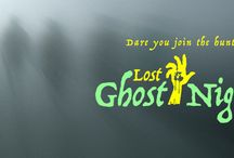 Events / Here are all our latest events at Lost Ghost Nights!