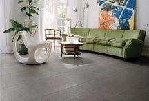 Textile-Look Porcelain Tile