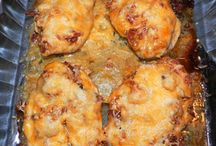 Outback Chicken / by Shauni Canada-McLendon