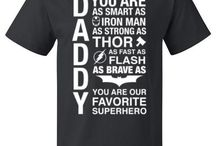 Father's Day Shirts / DAD SHIRT   DADDY TEE   DAD GIFTS