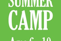 Calendar: Summer camps / by Amy Yates