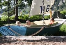 Sand boats