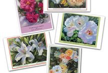 Notecards with Painting Images / Available notecards by artist Pat Fiorello
