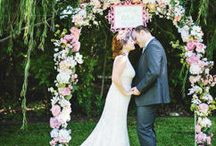 Декор для венчания