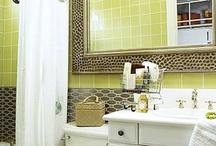 Bathroom re-do / by Leigh Anne White