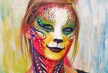 Make-up/Halloween