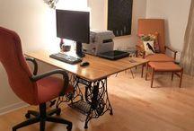 Mon futur bureau