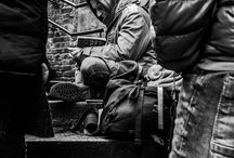 Street photography / Capturing the streets of London