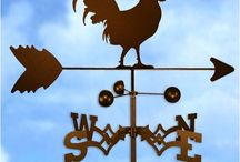 ROOSTER WHEATHER VANE
