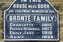 {bookish} Bronte family / Anne Bronte * Charlotte Bronte * Emily Bronte