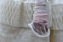 gant pour mariée