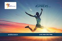 Art of Success for Aspirer / We Are Celebrating Art of Success For Aspire Week