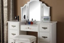 Luxurious Vanity Tables / Checkout Vanity Table Shop collection of luxurious dressing tables.