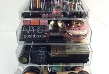 Make Up Organizer & Storage