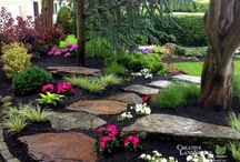 Rock & Landscaping / Property ideas.