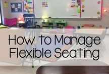 flexible seating for kinders