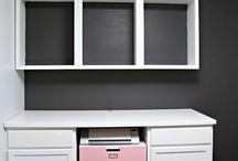 Organizing: Craft Room