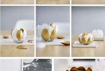 nápady dekorace