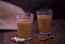 Hot drinks recipes