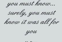 Cytaty, które mnie zachwycają / quotes