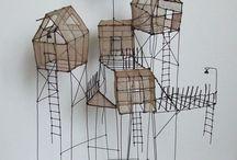 sculpture and stuff