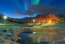 Night Lights / by Sergey Marchuk