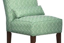 Chairs / by Grace Rose Fabrics