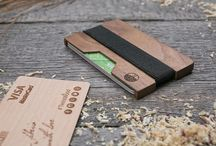 Minimal wood wallet collection 2017  (Shop on Etsy) / NEW collection Hand-crafted wood wallet. Exotic wood, refined design. Shop now on ETSY. We created the wallet that you have been looking for.