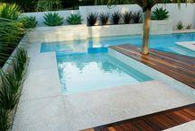 Pool decks cheky