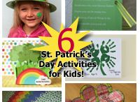 St. Patrick's Day Activities / by Children's Ministry Magazine