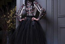 ethno Folk fashion today
