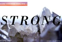 Core Desire: Strong
