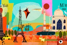 Travel Art / by Expedia.co.uk