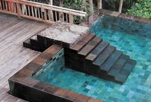 Incredible Pool Areas / Some incredible pool areas from around the world.