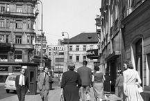 Praha 50s