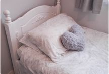 My Grey and White Bedroom, Decor / Upcycling, Girlie, Shabbychic, The perfect Light Grey.