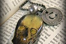 DIY shrink jewellery / Artsy stuff